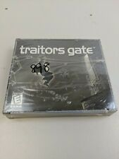 Video Game PC Traitors Gate 4 discs and booklet 95/98 windows macintosh computer