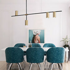 Kitchen Ceiling Lights Gold Pendant Light Bar Lamp Modern Chandelier Lighting