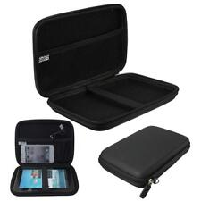 7 inch GPS Sat Nav EVA Hard Case Holder Wallet Pouch For TOMTOM Garmin Nuvi
