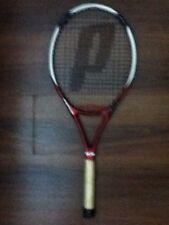 """Prince Lumina Ti Oversize 110 Os Strung Tennis Racquet Racket 4-1/4"""" Nice"""