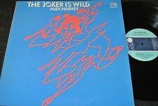 ALEX HARVEY The Joker Is Wild / German LP 1972 METRONOME MLP 15429