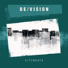 DE/VISION - CITYBEATS (DIGIPACK EDITION )   CD NEW+