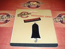 Gibson Les Paul Truss Rod Cover Historic 1959 Reissue Guitar Parts R8 T R9 SG R7
