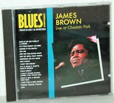 CD JAMES BROWN - Live At Chastain Park