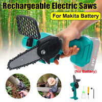 Electric Chain Saw Cordless Chainsaw Wood Cutter Woodworking for Makita Battery