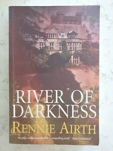 River of Darkness by Rennie Airth Paperback Book Edge-of-Seat Thriller Free Post