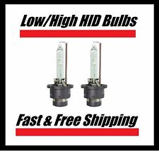 Front HID Headlight Bulb For Audi A6 2006-2008 High / Low Beam Stock Fit Qty2