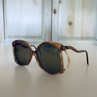 Vintage GIVENCHY -A- Eyeglasses Frame Sunglasses Frame Made In France