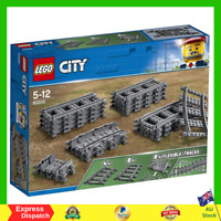LEGO City Tracks 60205 Playset Toy 60205 Train Track Toy Bestseller NEW AU Stock