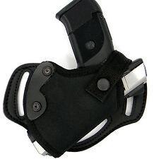 Mano derecha fuera de banda oeste pequeño de la parte posterior (sollozos) o lado funda de cinturón de cadera-Elige tu arma
