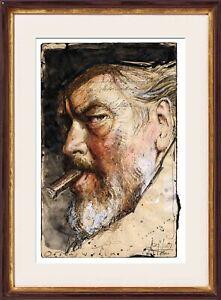 "Andreas Noßmann Original - ""Orson Welles"" (DS 30.10.2020)"