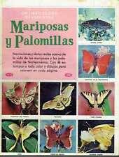 Mariposas y palomillas (colección completa). Carl Memling.