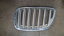BMW E53 X5 01-03 FRONT GRILL FOR LEFT HAND SIDE GENUINE CHROME