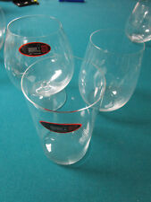 RIEDEL  AUSTRIA GERMANY GLASSWARE MIX SET 3 GLASSES [*RIEDELMIX]