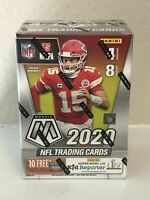 2020 Panini Mosaic NFL Football Cards Sealed Retail Blaster Box Fast 32 Cards