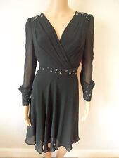 NEXT Polyester Long Sleeve Regular Size Dresses for Women