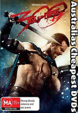 300 - Rise Of An Empire DVD NEW, FREE POSTAGE WITHIN AUSTRALIA REGION 4