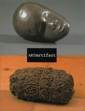 Art/Artifact: African Art in Antropology Collections-ExLibrary
