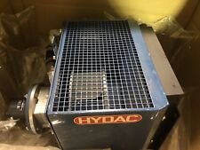 HYDAC AIR COOLER SILENT SERIES, SC TYPE HYDAC 20 KW 90 Psi, 8.4 GPM