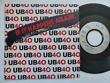 UB 40 If it happens again 90156 FRANCE Discotheque RTL