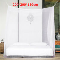 Large White Camping Mosquito Net Indoor Outdoor Netting Storage Bag Insect