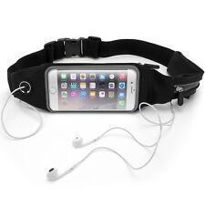 Cintura da Corsa Waistpack Marsupio Sportivo Borsa Fitness per Smartphones