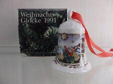 Weihnachtsglocke Hutschenreuter 1991