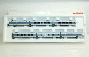 Märklin H0 41771 InterCity Night Hotelzugwagen Talgo der DB in OVP LW7192