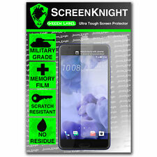 ScreenKnight HTC U Ultra SCREEN PROTECTOR - Military shield