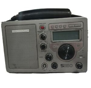 Grundig S350 Satellite Radio  - See Description