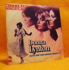 "7"" Single Vinyl 45 Donna Lynton Charlie's Angels 2TR 1977 (MINT) Disco RARE !"