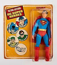 *Retro Action SUPERMAN Figure DC Comics 75 Super Heroes #R5933 2009