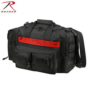 Rothco Thin Red Line Concealed Carry Bag - TRL Fire Department CCW Gear Duty Bag