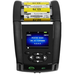 NEW Zebra ZQ610 Thermal Mobile Printer. Without retail box