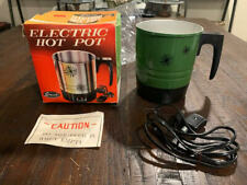 Vintage Stellar Electric Hot Pot With Cord