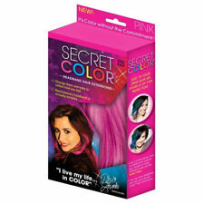 Secret Color  Headband Hair Extensions  by Demi Lovato -  PINK