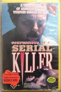 Confessions of a Serial Killer based on true events Rated R Approx 90 mins Color