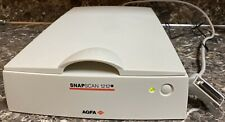 AGFA Snapscan 1212 Scanner Original Box Tested with cables Pre-owned
