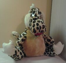 "14"" Plush Dragon stuffed animal"
