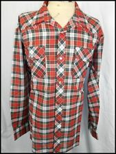 Western Vintage Casual Shirts for Men