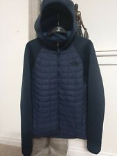 """The North Face Hybrid Thermoball Winter Jacket Hoodi Men Size Small Chest 36-38"""""""