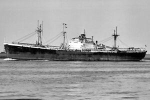 mc3367 - Lebanese Cargo Ship - Heracles , built 1943 - photograph 6x4
