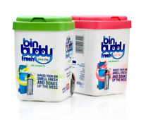 BIN BUDDY FRESH CITRUS ZING & BERRY BLAST WITH CITRONELLA BIN FRESHENER 450g