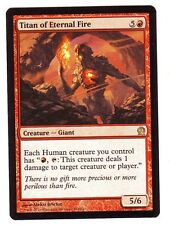 MTG Theros Rare Titan of Eternal Fire