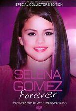USED (GD) Selena Gomez: Forever (2014) (DVD)