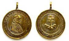 Medaglia Papale Leone XIII Pont. Max. Romae 1887 – Quinquagesimus A Sacerdotio