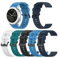 20mm Silikon Armbanduhr Armband Für Amazfit GTR 42mm / GTS / Bip / Bip Lite