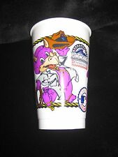 Colorado Rockies Souvenir Collectors CUP soda beer 1996 vintage