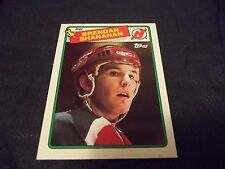 1988-89 Topps #122 Brendan Shanahan Rookie Devils - mint (st)