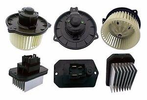 JAGUAR  XK XKR XKR-S F-TYPE 07-16 Blower Motor AND RESISTOR  C2P8256 C2C39577